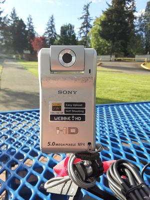 Sony Pocket HD Camera for Sale in Edgewood, WA