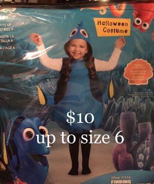 Children's Finding Nemo Halloween Costumes for Sale in West Springfield, VA