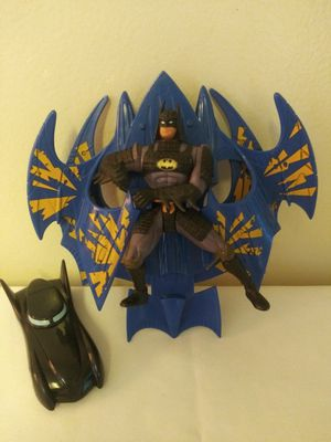 Batman Action Figure for Sale in Sunnyvale, CA
