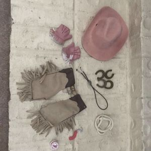 american girl doll cowgirl set for Sale in Wexford, PA