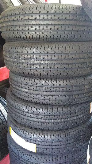 2057515 new trailer tires. for Sale in Phoenix, AZ