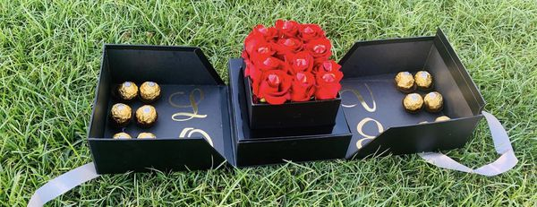 NEW Beautiful Roses Box to your Lovely Person!😍🌹🎁