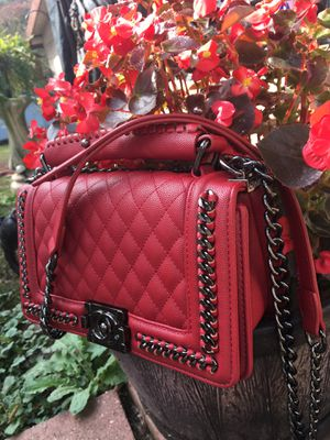 Chanel boy bag for Sale in Mount Holly, NC