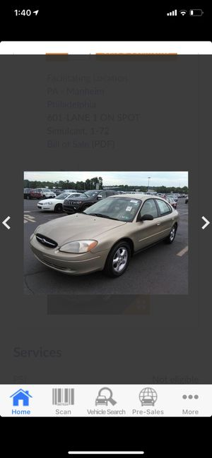 2000 Ford Taurus for Sale in Philadelphia, PA