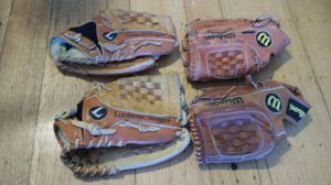 $15 each baseball glove mitt softball for Sale in San Leandro, CA