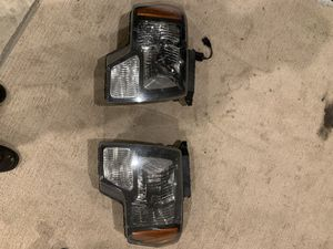 F-150 OEM Headlights with Super Bright LED Bulbs for Sale in Issaquah, WA