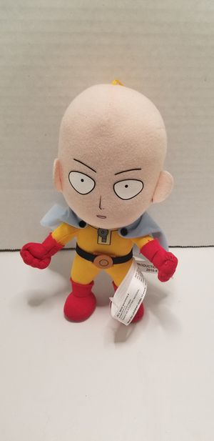 One punch man plush for Sale in Bluff City, TN