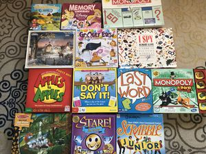 Puzzles and Board Games for Sale in Tamarac, FL