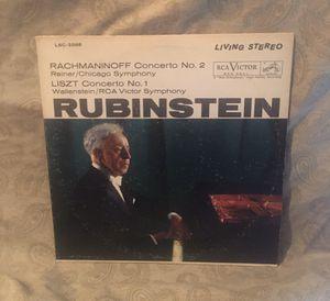 Rubinstein Vinyl LP Album for Sale in Barrington, IL