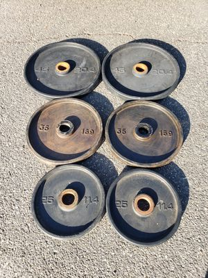 Rubber Coated Weights for Sale in Long Beach, CA