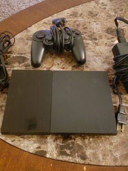Playstation 2 Slim Console, Scph-90001, Ps2 Slim Console for Sale in Pataskala,  OH