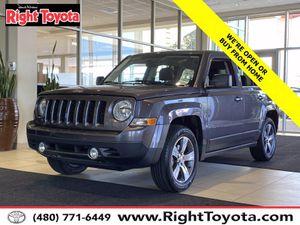 2017 Jeep Patriot for Sale in Scottsdale, AZ