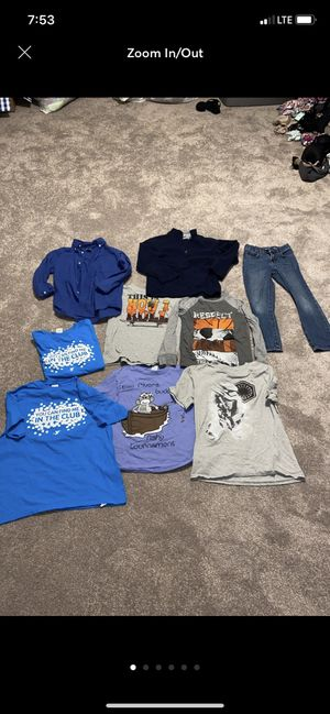 Kid child clothing lot 8/10 for Sale in Louisville, KY