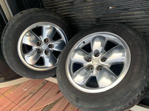 Dodge ram 20 inch wheels for Sale in Los Angeles, CA