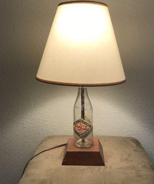 Vintage Coca Cola Lamp for Sale in Arlington, TX