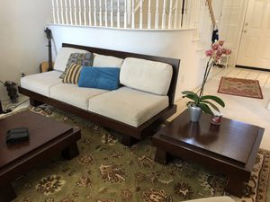 Sofa, loveseat, table set for Sale in San Diego, CA
