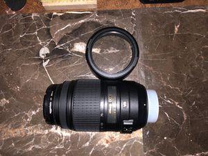 Nikon Nikkor 55-300mm Lenses for Sale in Bakersfield, CA