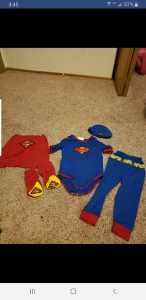 Superman costume for Sale in Wenatchee, WA