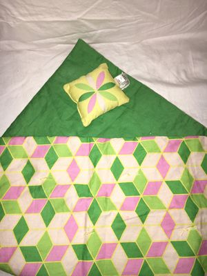 American Girl Doll Kit's Quilt and Pillow for Sale in Hillsboro, OR