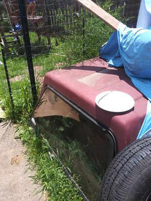 Camper shell for Sale in Indianapolis, IN
