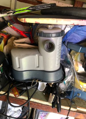 Pool pump for Sale in Springfield, PA