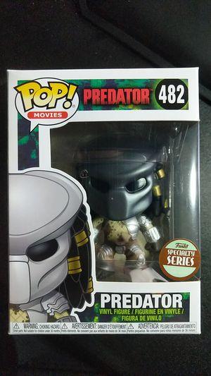Funko Pop Figure - Predator (Masked) 482 for Sale in Livermore, CA