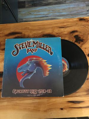 The Steve Miller Band: Greatest Hits (1974-78) Vinyl for Sale in Richland, WA