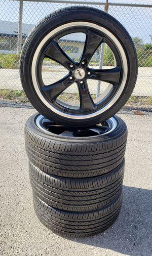 """TSW 20"""" rims and tires for Sale in Darien, IL"""