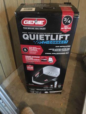 Genie Garage Door Smart System for Sale in San Antonio, TX