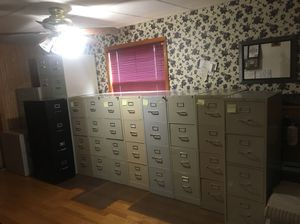 Files cabinet with no keys but still opens thank for Sale in Hoffman Estates, IL