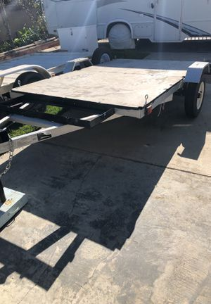 Aluminum trailer for Sale in West Covina, CA