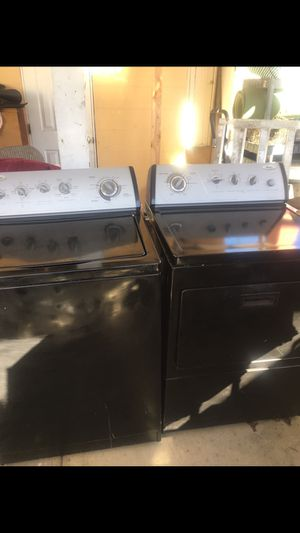 Washer + Dryer, Lavadora y Secadora for Sale in Hawthorne, CA