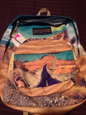 JanSport High Stakes Backpack - Desert Highway for Sale in Las Vegas, NV