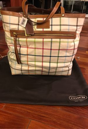 Coach Purse Legacy Collection for Sale in Pomona, CA