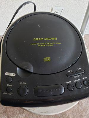 CD player ,radio for Sale in Las Vegas, NV