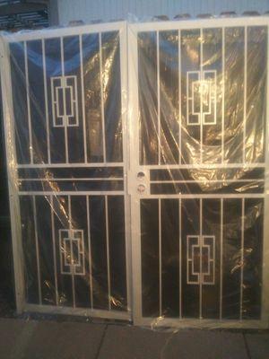 Security screen doors for Sliding doors for Sale in Antioch, CA