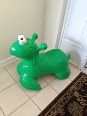 Bouncy sea turtle hopper for Sale in Palm Harbor, FL