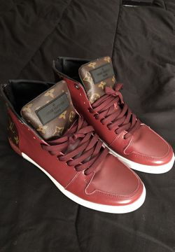 Louis Vuitton High-Tops. Brand New. Size 10. for Sale in Oklahoma City,  OK