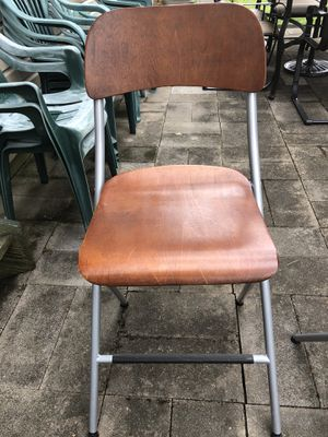 Oak bar stools 2 for Sale for sale  Trenton, NJ