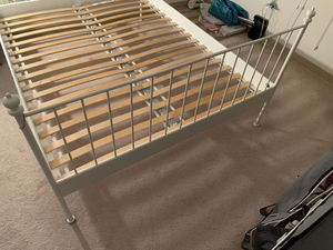 IKEA queen bed frame for Sale in Hartford, CT