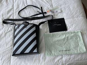 Off-White Diagonal Tote Bag for Sale in Arlington, VA