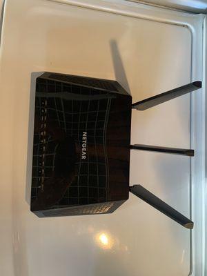 Netgear Nighthawk fast router for Sale in Hayward, CA