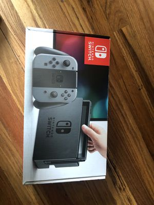 Nintendo Switch (Used - Great Condition) for Sale in Highland, UT
