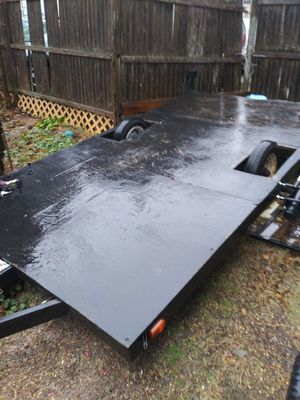 6x11ft trailer 2in hitch for Sale in Dudley, MA