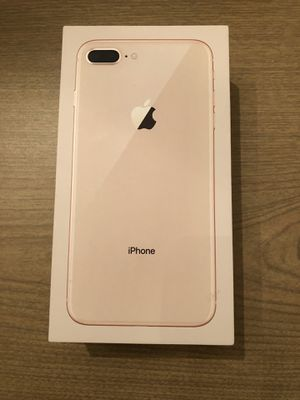 Apple 8Plus Box Only with Stickers for Sale in Columbia, SC