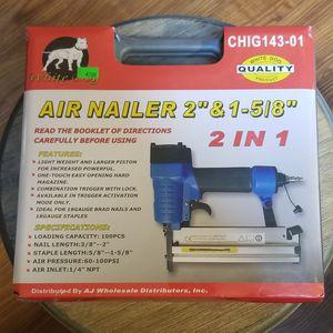 Nail gun 18 guage new in box for Sale in Spanaway, WA