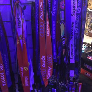 Audi Motorsports Neck Strap Red Lanyard Keychain for Sale in Indianapolis, IN