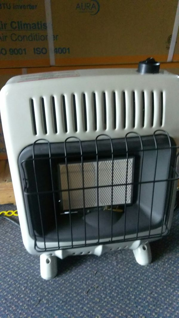 There is new heating 4 per $ 110