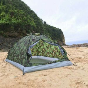 BRAND NEW!! 2-3 Person Outdoor Camping Waterproof Tent Camouflage Hiking for Sale in Las Vegas, NV