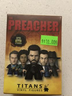 The Preacher Collection (Blind Box) for Sale in Portland,  OR